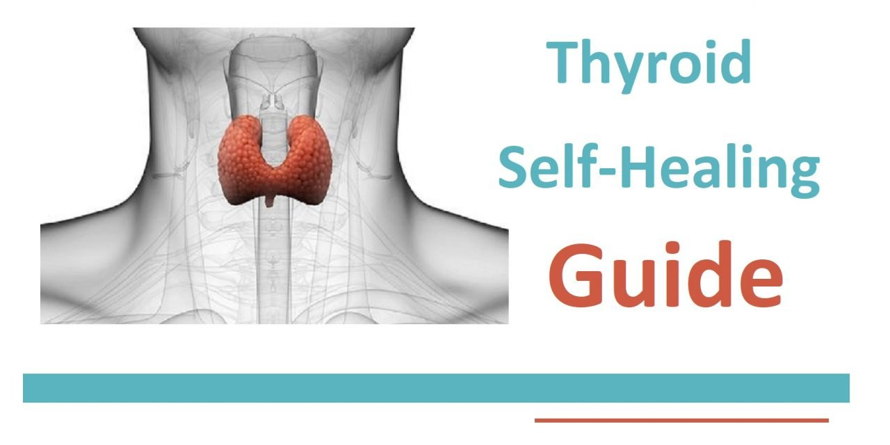 Hypothyroidism Self- Healing Guide