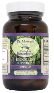 Dr. Morse Endocrine Support capsules