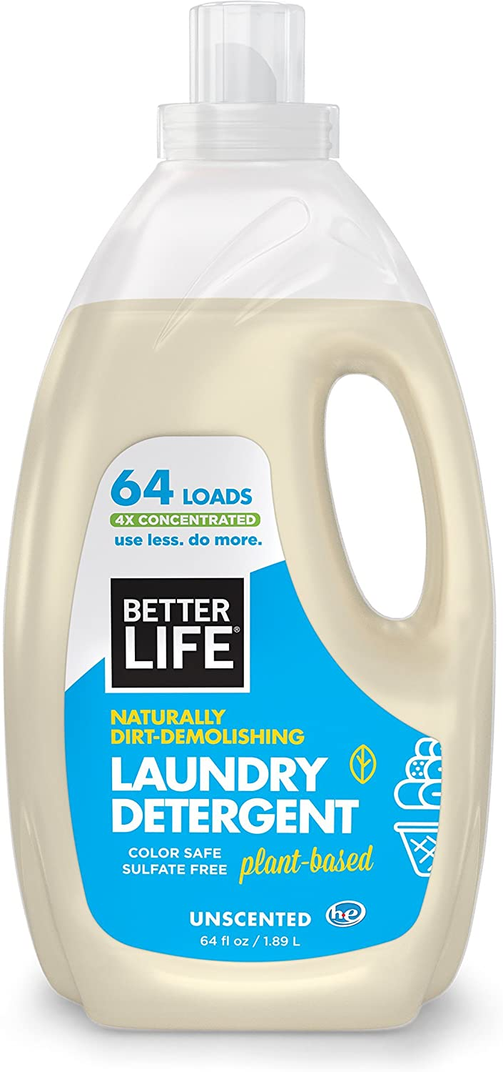 Better Life Natural Concentrated Laundry Detergent