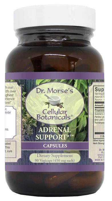 Dr Morse Adrenal Support caps